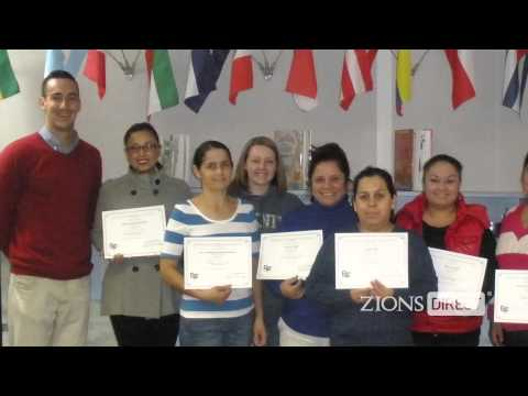 English Language Center of Cache Valley – Speaking on Business