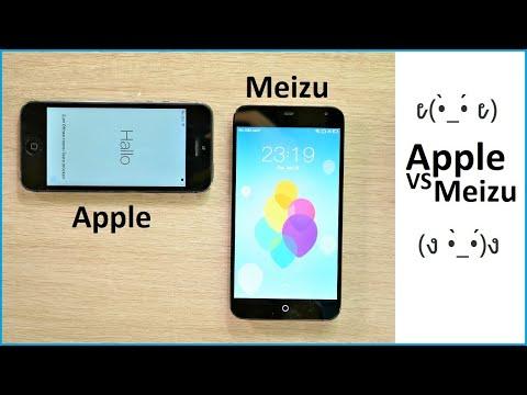 2013 Epic Battle: Meizu MX3 VS Apple iPhone 5s - Alles nur geklaut? - Moschuss.de