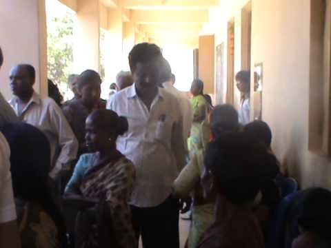 TACT Bangalore Free Eye check up and Spectacles distribution campl