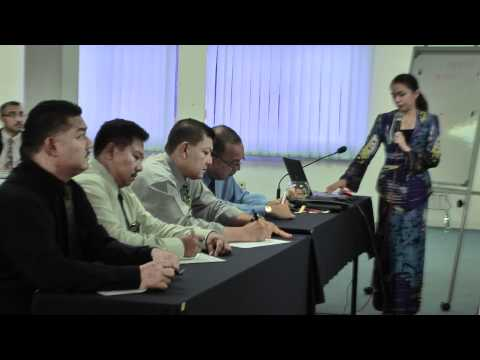 Quiz Bee - English Proficiency Training for Malaysian Penjara Senior Officers Part 3