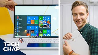 The Most Stylish Laptop Ever Made? [ASUS ZenBook 30 Edition] | The Tech Chap