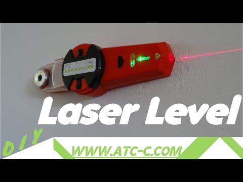 Powerfix Line Laser tutorial // How-to