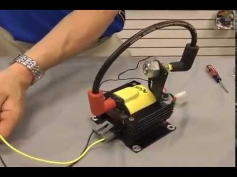 Accel Ignition Parts - Super Coil Testing