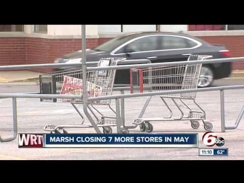 Marsh to close six more Indiana stores in May