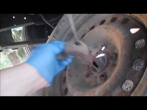 How To Lower The Spare Tire On A Ford Explorer
