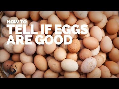 How to Tell if Eggs Are Good or Bad