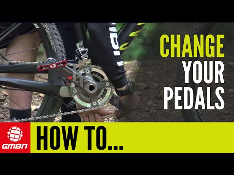 How To Change Pedals- Remove and Replace Your Pedals