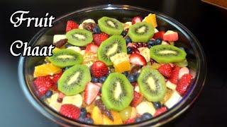 Fruit Chaat - Ramadan Recipe