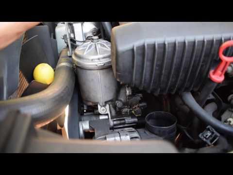 E34 Filter Housing Oil Leak