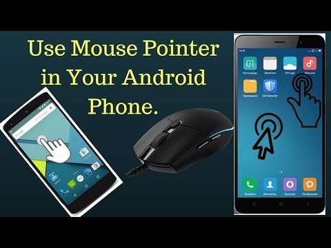 How to turn on mouse cursor on your Android phone Samsung Galaxy