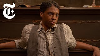 Watch Chadwick Boseman in a Scene From 'Ma Rainey's Black Bottom   Anatomy of a Scene