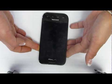 Hard Reset Samsung Galaxy S SCH-i500 Verizon