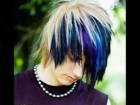 hairstyles 4 emo guys