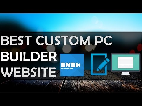 """THE BEST CUSTOM PC BUILDER WEBSITE + TIPS  Powered by """"CYBERPOWERSYSTEM"""""""