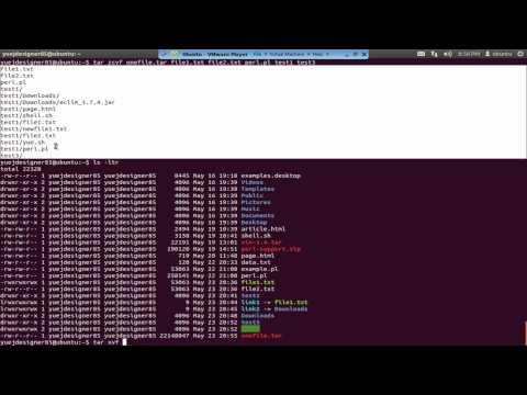 UNIX-1.3 UNIX Commands and Options