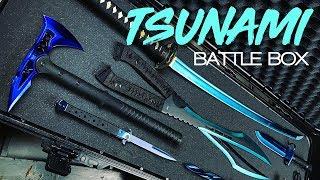INSANE TSUNAMI BATTLE BOX!
