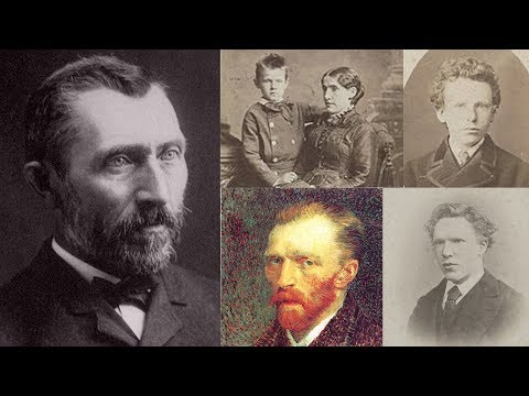 Unknown Interesting Facts About Vincent Van Gogh || Pastimers