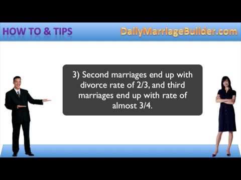 7 Facts About Divorce Statistics