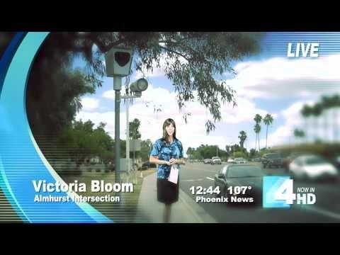 Photo Radar Traffic Cameras - Phoenix, AZ - Victoria Bloom
