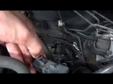 VW Polo MAP Sensor Replacement