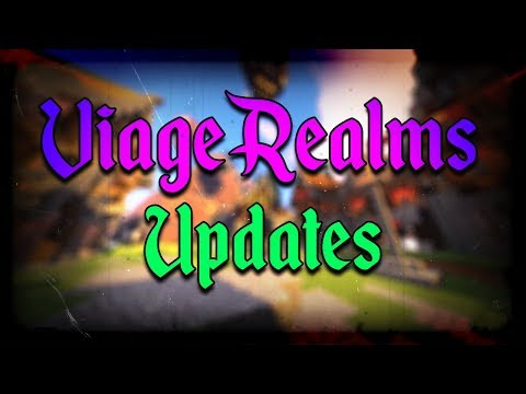 (READ DESCRIPTION) Viage Realms Update video!