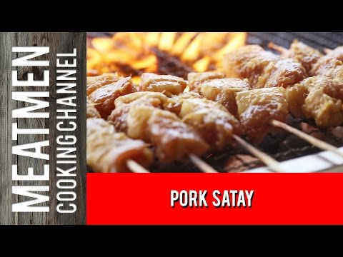 Pork Belly Satay 五花肉沙爹