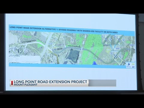 Long Point Project on Hold
