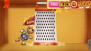 Download Buddy VS All Objects Weapons Heartbreaker Magnet Hand Glass Kick The Buddy Walkthrough Part 28 Video