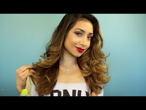 The Perfect (Heatless) Curls