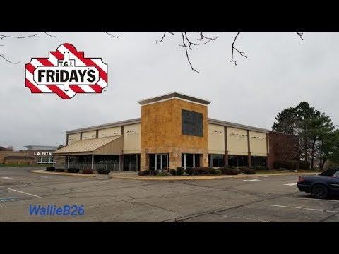 JUST CLOSED TGI Fridays McCandless, Pa