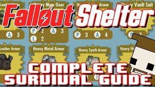 Crafting Tips For Fallout Shelter: Vault Log #3 - PakVim net HD