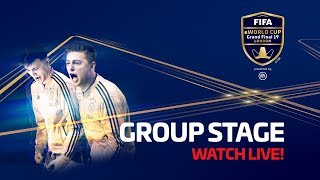 FIFA eWorld Cup 2019™ - Group Stage (Groups A & C) Part I - Portuguese Audio