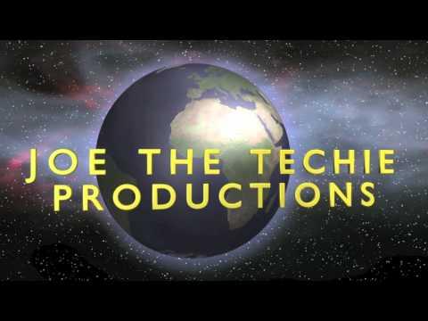 Blender Tutorials - Intros - NEW Joe the Techie Intro [HQ]