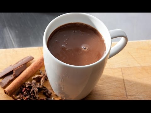 100% VEGAN, HEALTHY HOT CHOCOLATE!