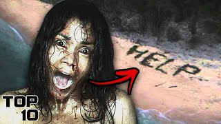 Top 10 Dark Things That People Did While Stranded
