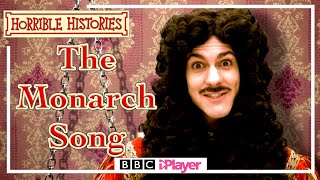 The Monarch Song | Horrible Histories | CBBC