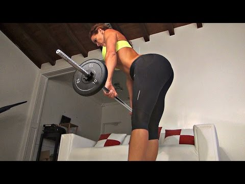 Best Big Butt Exercises with a Barbell You Should Try!