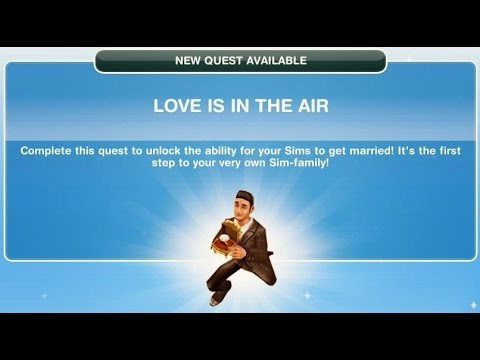 Ep.4 Love Is In The Air. Sims Freeplay.