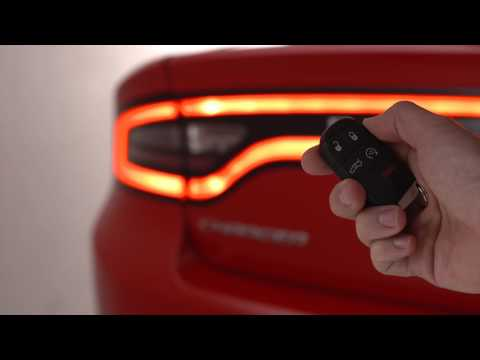 Key Fob-How key fob programming lets you unlock 2017 Dodge Charger using the keyless entry car fob