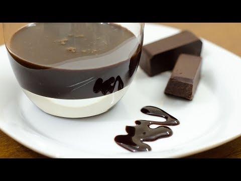 Chocolate Sauce || Simple chocolate sauce - Home made Recipe