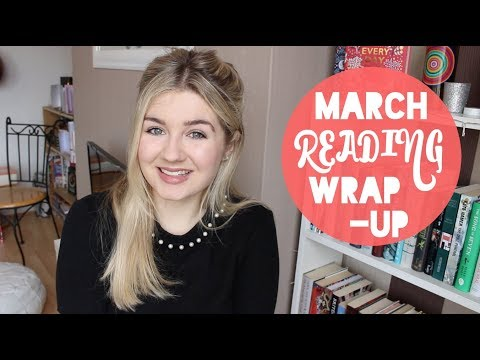 Reading Wrap-up | March 2018