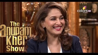 Madhuri Dixit - The Anupam Kher Show - Season 2 - 13th September 2015