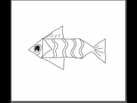geometric fish.wmv