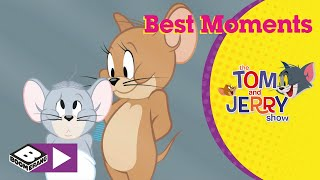 Tom And Jerry Best Moments With Nibbles Boomerang