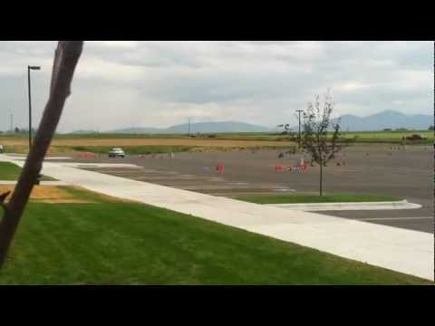 Alfa Romeo GTV Autocross