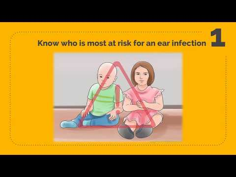 Ear Infection- How to Cure an  Ear Infection Quickly in easy and simple steps