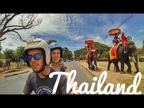 ✈️ Thailand ✈️  (Bangkok - Mae Klong - Erawan - Ayutthaya - Chiang Mai) 🇹🇭