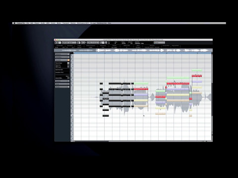 Create Your Harmonies with VariAudio 2.0 | Advanced Features in Cubase Pro 8