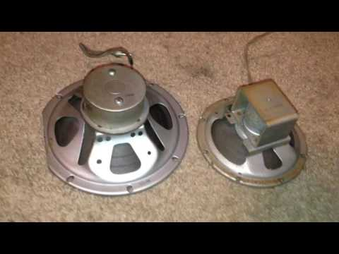 Fixing Scratchy Speaker Syndrome