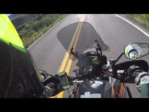 Post Dyno Revelations: KTM 1190 Rips in Colorado
